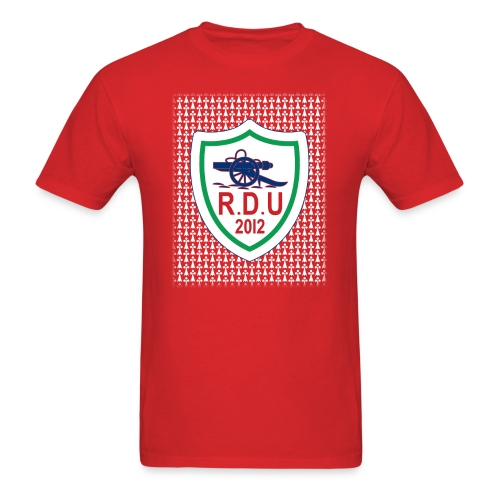 RDU Logo - Men's T-Shirt
