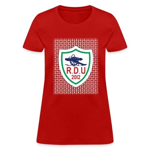 RDU Logo - Women's T-Shirt