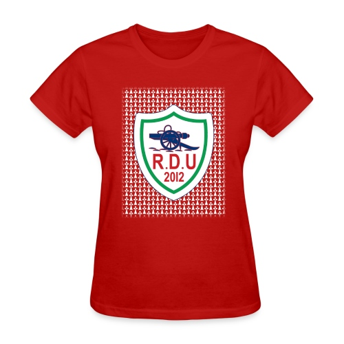 RDU Logo - Women's T-Shirt
