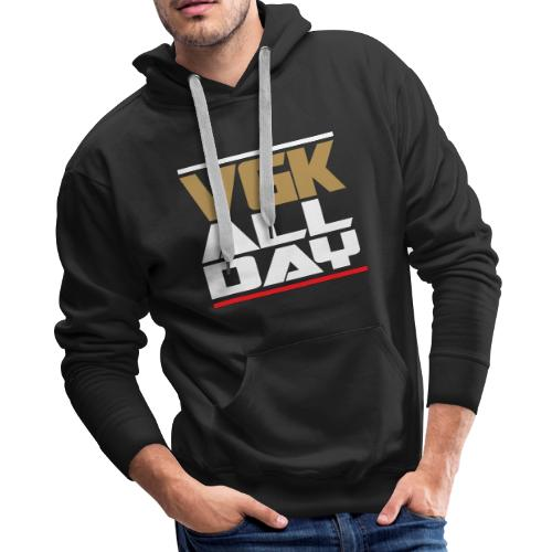 VGK ALL Day - Men's Premium Hoodie