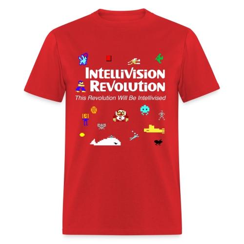 Intellivision Revolution PRGE2018 shirt - Men's T-Shirt