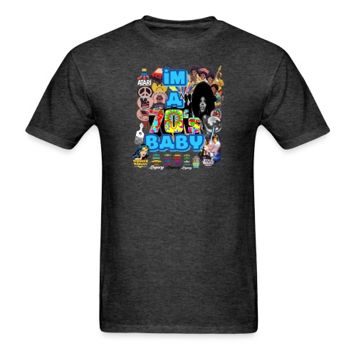 70eeez - Men's T-Shirt