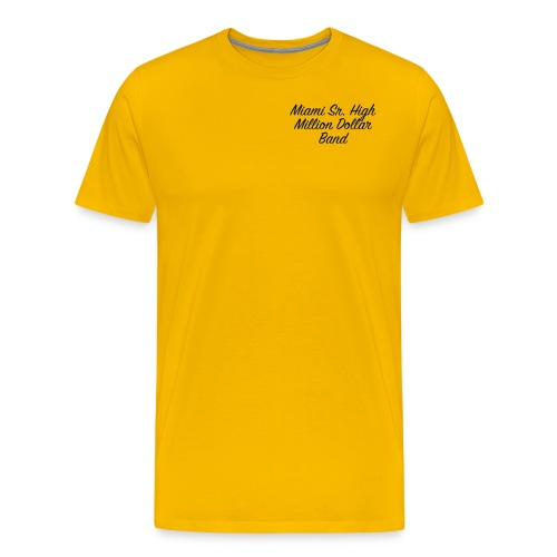 Million Dollar Band T-Shirt - Men's Premium T-Shirt