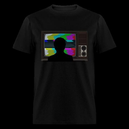 Corrupt Nation Static T-Shirt  - Men's T-Shirt