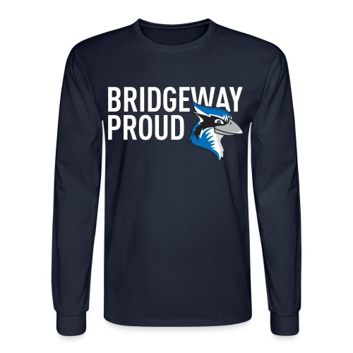 Bridgeway Proud Long Sleeve T-Shirt  - Men's Long Sleeve T-Shirt