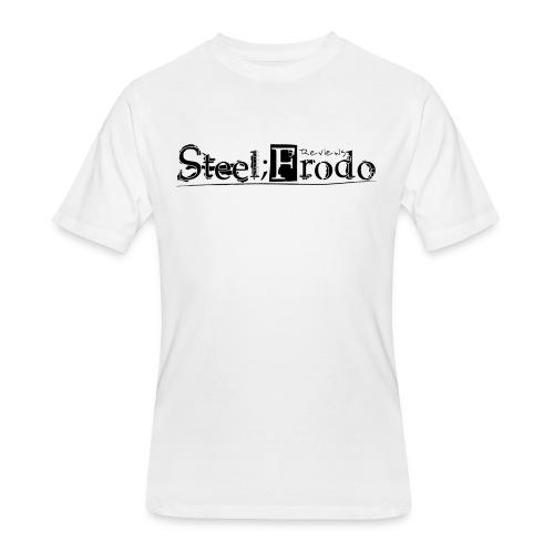 SteelFrodo Steins;Gate Parody T-Shirt - Men's 50/50 T-Shirt