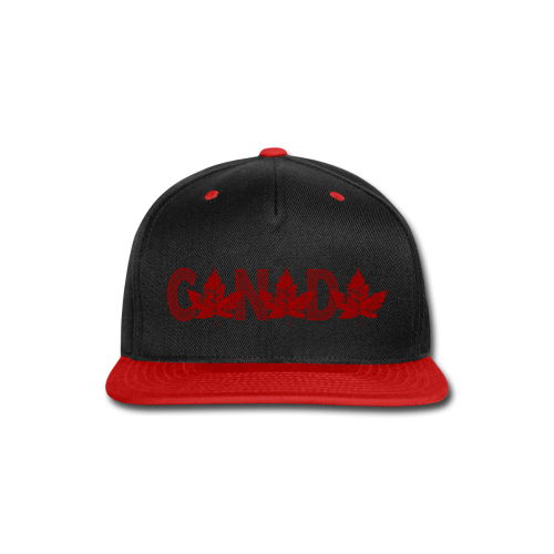 Canada Souvenir Baseball Caps & Trucker Hats - Snap-back Baseball Cap