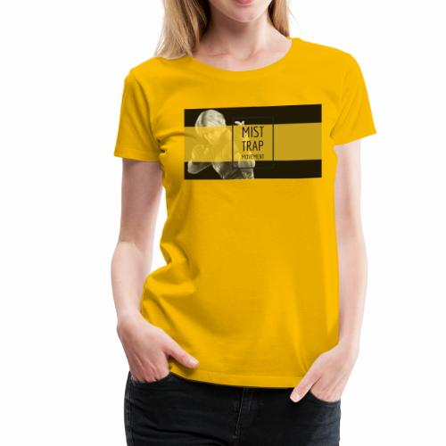 Mist Trap Movement Bumblebee Women's Shirt - Women's Premium T-Shirt