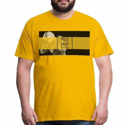 Mist Trap Movement Bumblebee Shirt - Men's Premium T-Shirt