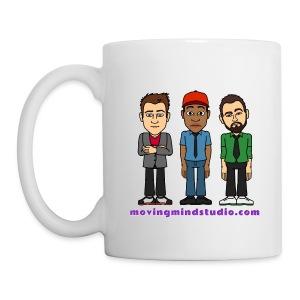 Coffee/Tea Mug - Fill it with liquids!