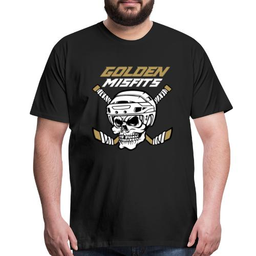 Golden Misfits Black - Men's Premium T-Shirt
