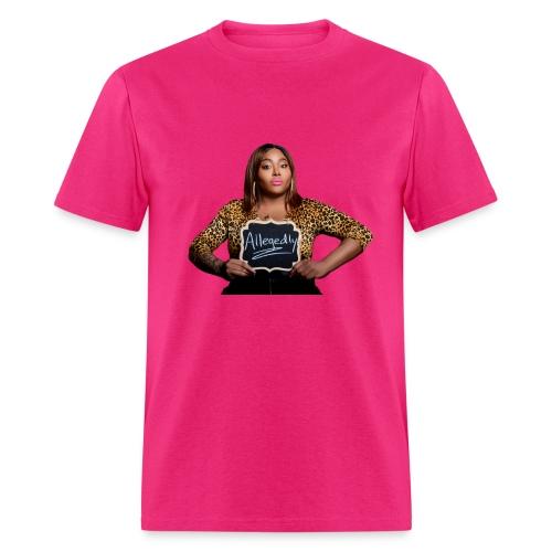 Ts Madison ALLEGEDLY  Standard T shirt (womens) - Men's T-Shirt