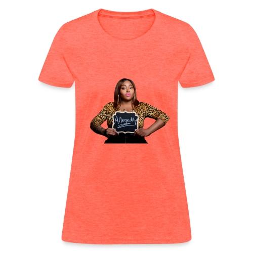 Ts Madison ALLEGEDLY Standard T (Men) - Women's T-Shirt