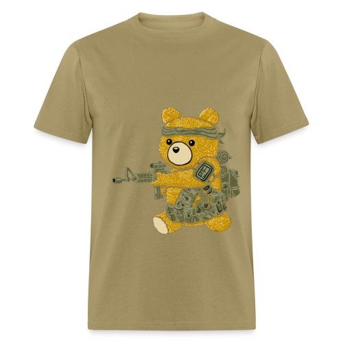 Gare-Bear - Men's T-Shirt