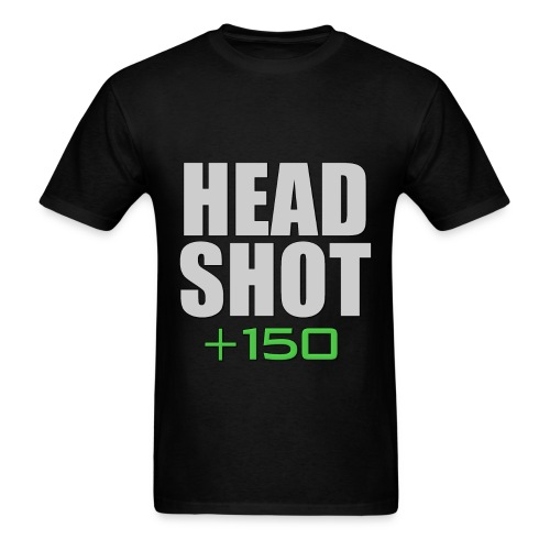 Head Shot T - Men's T-Shirt