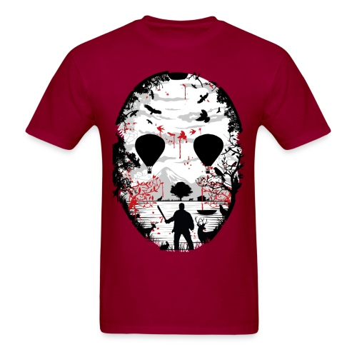 crystal lake - Men's T-Shirt