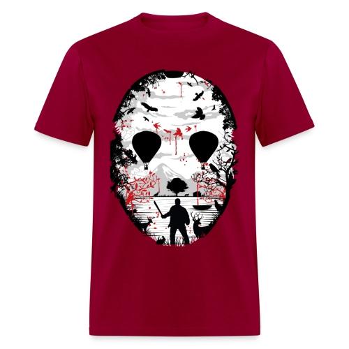 crystal lake - Men's T-Shirt