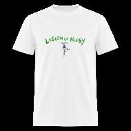 T-Shirts ~ Men's T-Shirt ~ Legion of Nilesy (White)