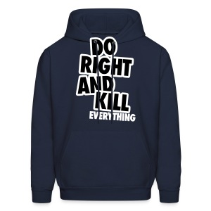 Do Right... - Men's Hoodie