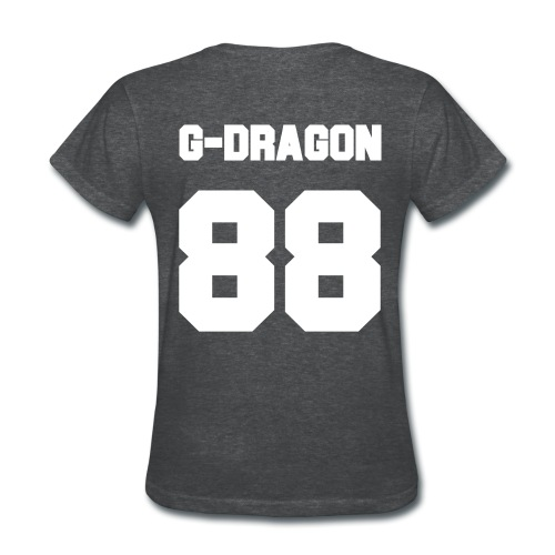 GD Jersey- Double Sided - Women's T-Shirt