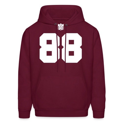 GD Jersey- Double Sided - Men's Hoodie