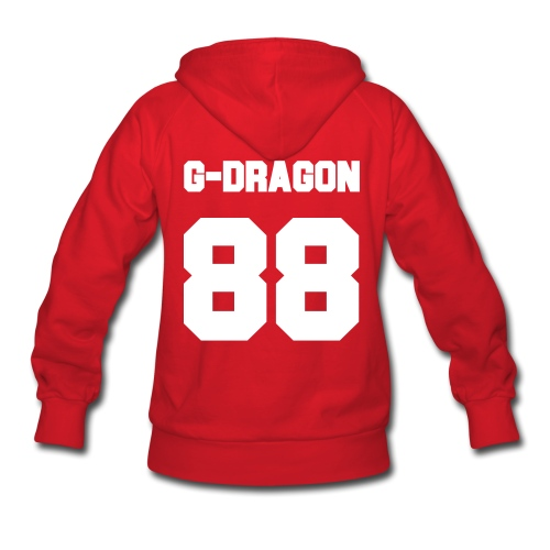 GD Jersey- Double Sided - Women's Hoodie