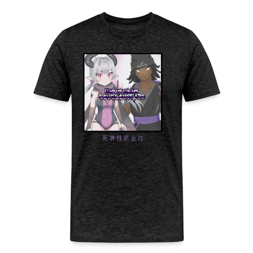 Kurumi x Burch - Men's Premium T-Shirt