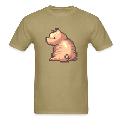 THE PIGGY - Men's T-Shirt