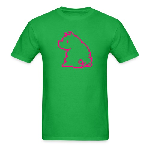 NEON PIG - Men's T-Shirt