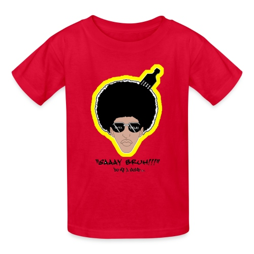 SaaayBruh 1 - Kids' T-Shirt