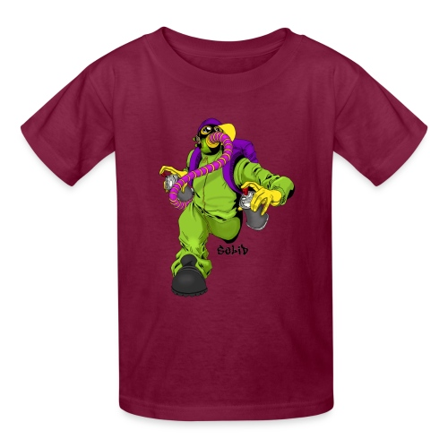 SolidGasSpray - Kids' T-Shirt