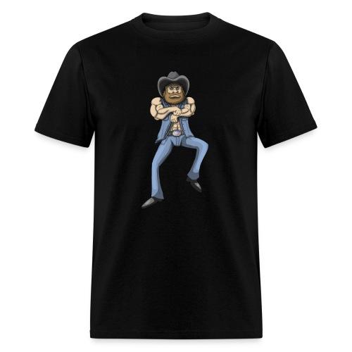 Chuck Norris  Style - Men's T-Shirt