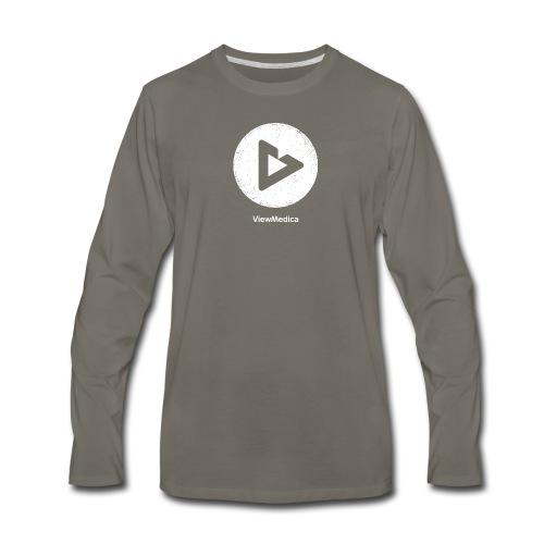 ViewMedica 20 Shirt longsleves - Men's Premium Long Sleeve T-Shirt