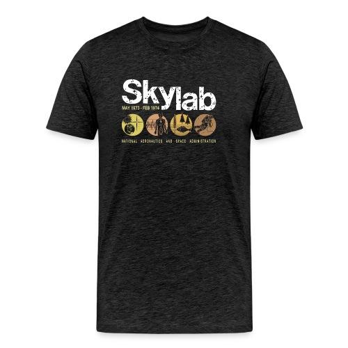 Skylab earth-tone men's premium T-shirt - Men's Premium T-Shirt