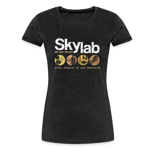 Skylab earth-tone women's T-shirt - Women's Premium T-Shirt