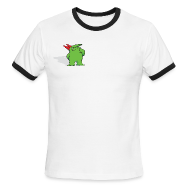 T-Shirts ~ Men's Ringer T-Shirt ~ Just For Laughs Men's Ringer T Pensive Victor