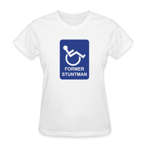 Former Stuntman (women's) - Women's T-Shirt