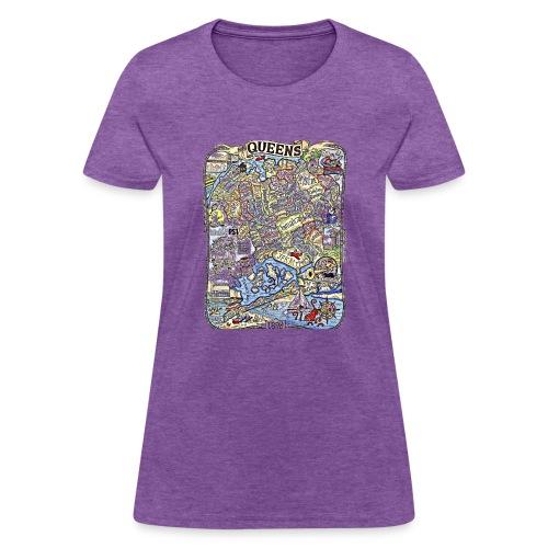Q-BORO Women's t-shirt - Women's T-Shirt