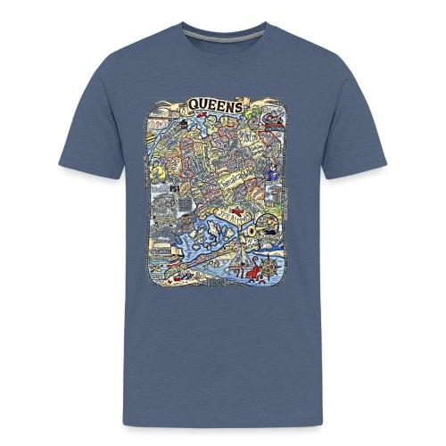 Q-BORO T-shirt - Men's Premium T-Shirt