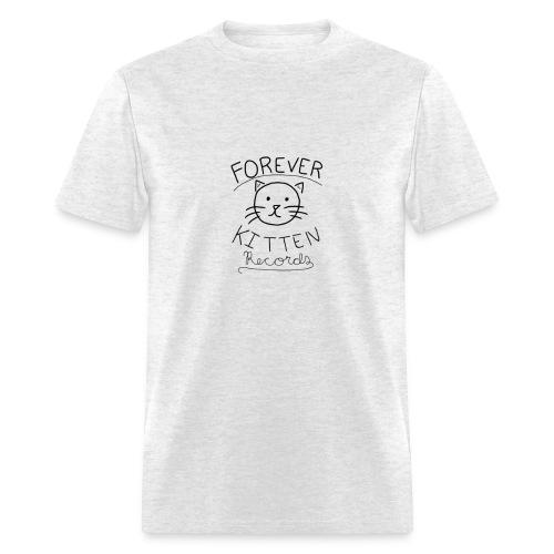 Mens T ForeverKittenRecords Label - Men's T-Shirt