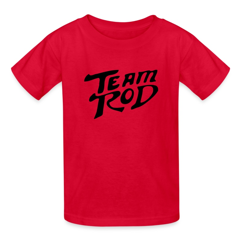 Team Rod Design From Hot Rod The Movie T Shirt Spreadshirt