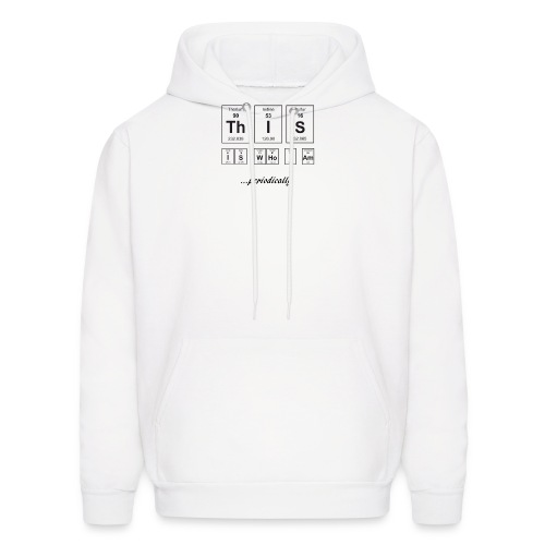 This Is Who I Am - Men's Hoodie
