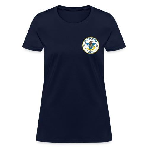 USS CARL VINSON CVN-70 TEE - WOMENS - Women's T-Shirt