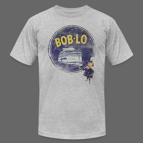 Old Boblo - Men's T-Shirt by American Apparel