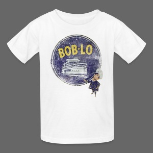 Old Boblo - Kids' T-Shirt