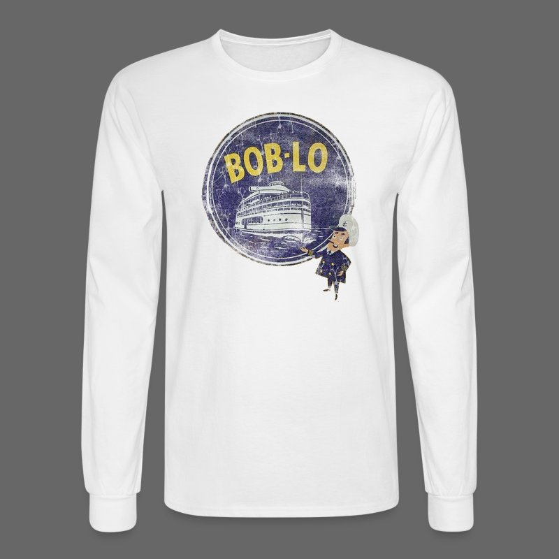 Old Boblo - Men's Long Sleeve T-Shirt