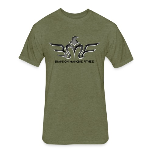 Fenway Ten November Race  shirt - Fitted Cotton/Poly T-Shirt by Next Level