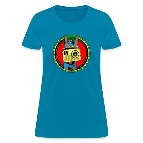 CASAMENA RADIO HOUR - Women's T-Shirt