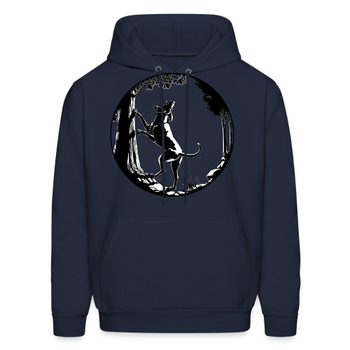 Hound Dog Art Hunting Dog Gifts Hoodies & Sweatshirts - Men's Hoodie