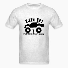 lifted truck T-Shirts